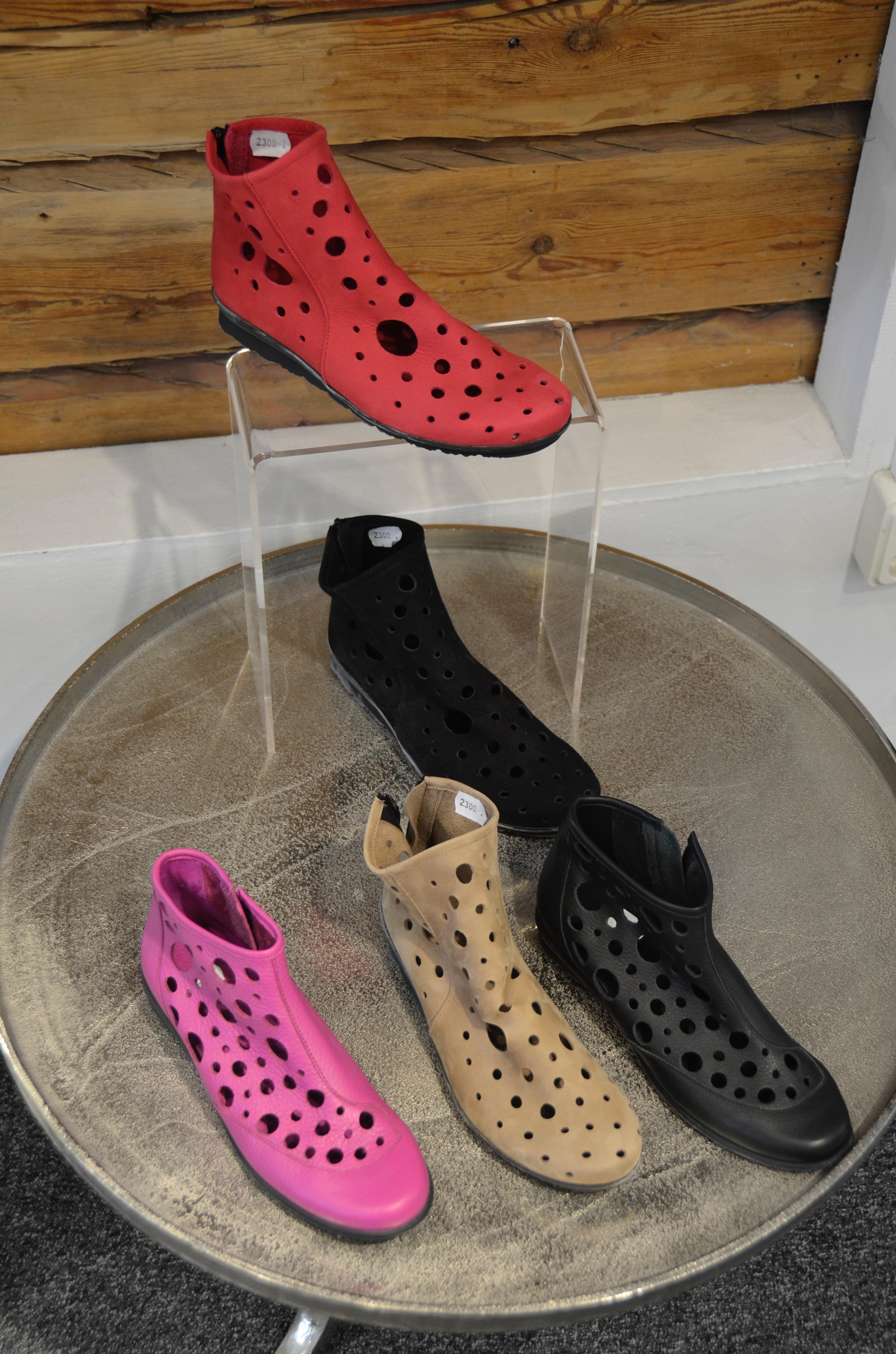 Bamå skor